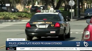 License plate reader program extended in South Bay
