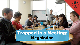 Stuff You Should Know: Trapped in a Meeting: Megalodon
