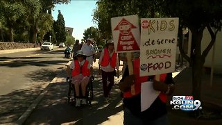 Hunger walk raises awareness to help end hunger in southern Arizona