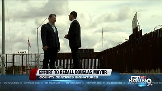 Douglas Mayor Recall
