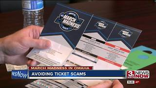 How to avoid March Madness ticket scams