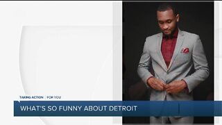 What's So Funny About Detroit