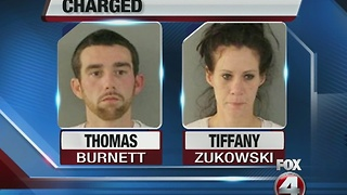 Couple brings three-year-old to jewelry story heist
