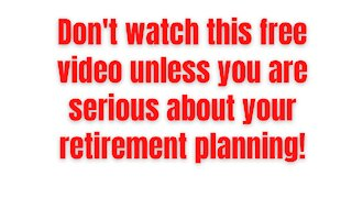 Common Retirement Planning Mistakes
