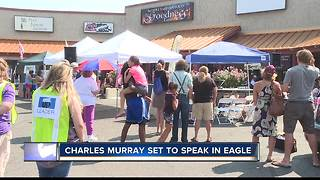 Idaho Freedom Foundation event causes strife - Video
