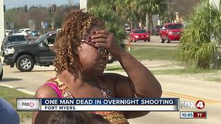 Mother loses Son in Overnght Shooting - Video