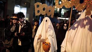 Most popular Halloween costumes over the past 10 years