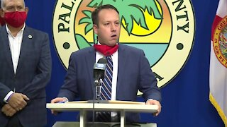 FULL NEWS CONFERENCE: Palm Beach County leaders, school district officials hold news conference