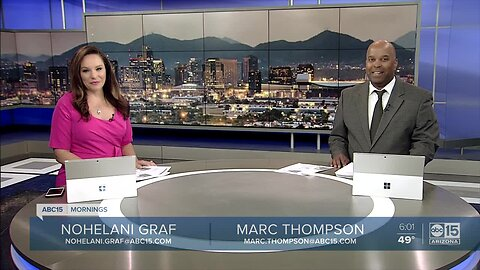 Full Show: ABC15 Mornings | March 28, 6am