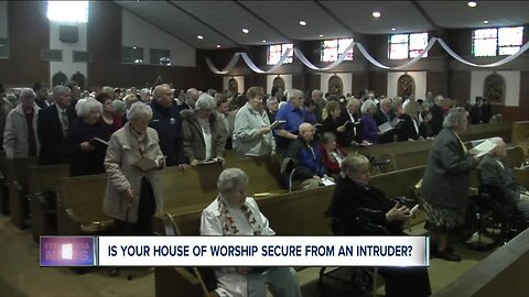 Is your house of worship secure?