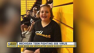 Michigan teen in critical condition after being diagnosed with EEE
