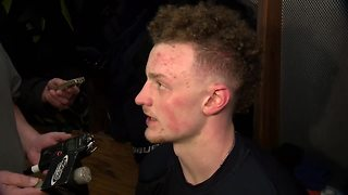 03/13 Eichel returns to practice - Video