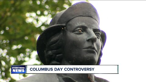 Columbus Day controversy