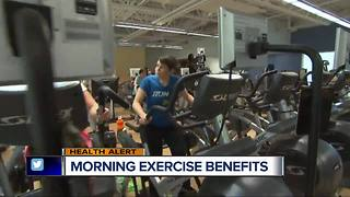 Really Good Reasons to Exercise Early in the Morning - Video