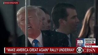 "VIDEO: Camera Catches ""Unusual"" Thing Trump Did During ""God Bless the USA""... But We Love It - Video"