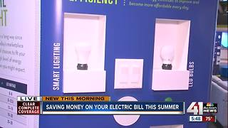 How to save money on energy during summer months - Video