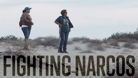 The women that challenge the Narcos