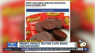 Reese's being discontinued? - Video