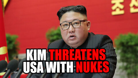 Kim Jong Un THREATENS the US with NUKES after Trump's Term Ends!