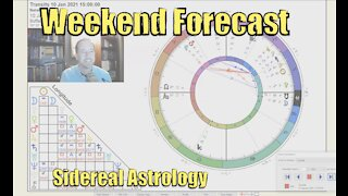 Weekend Forecast: Sidereal Astrology