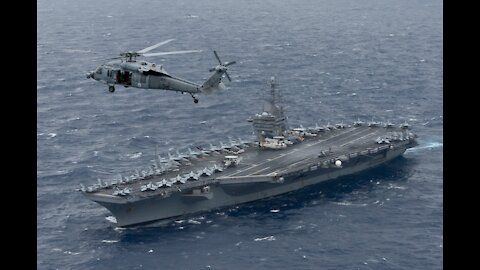 US Sends Strike Group To Persian Gulf-Israel on high alert-Russia Tests Hypersonic Missile