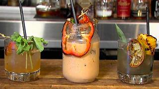3 Summer Cocktails You Can Make – On the Grill! - Video