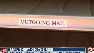 Residents fed up with stolen mail, USPS fighting back with new locks and mailboxes - Video