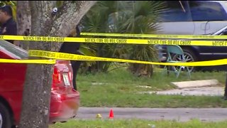 Delray Beach police investigating a fatal shooting