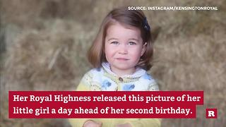Princess Charlotte turns two | Rare People - Video