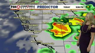 FORECAST: Hot & Humid With Scattered PM Storms - Video