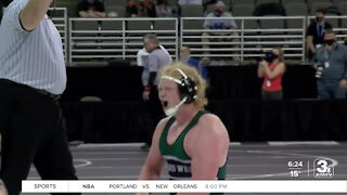 State Wrestling: Day 1 Highlights