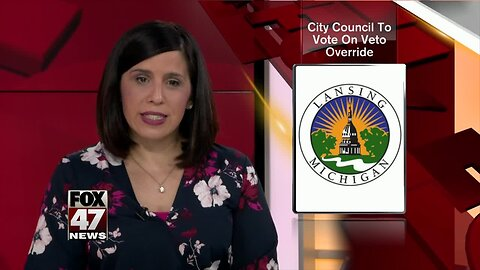 Special city council meeting on June 3