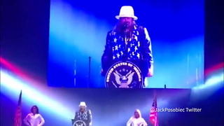 Kid Rock Speech - Video