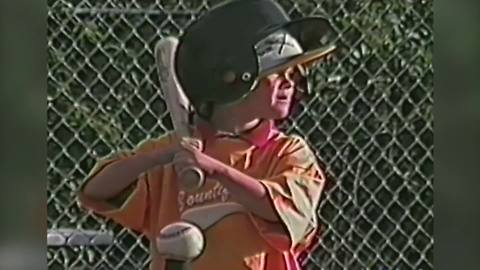 Cute Little Boy Wins And Fails In Tee Ball At The Same Time