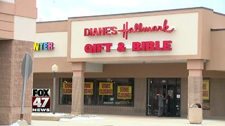 Christian store closing in May - Video