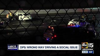 DPS: Wrong-way driving a social issue