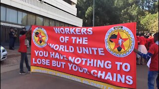 WATCH: Numsa support for Zambian people (5rM)