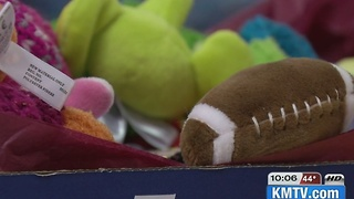 Open Door Mission in desperate need for teen gifts - Video