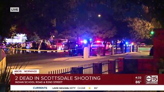 Deadly shooting in Scottsdale near 81st Avenue and Indian School Road