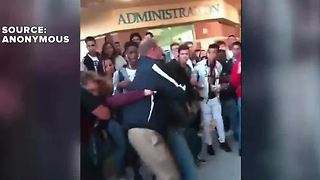 Centennial High School brawl caught on camera - Video