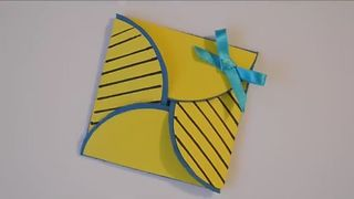 Origami DIY: Awesome Father's Day gift card idea