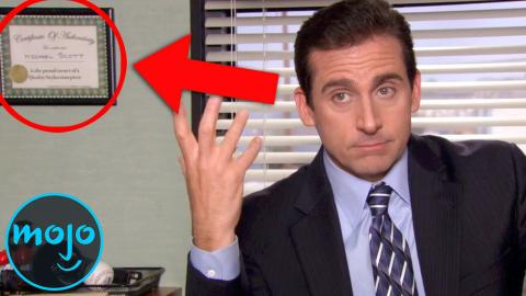 "Top Ten Awesome Details In ""The Office"" You Might Have Never Noticed"