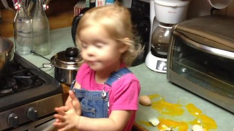 This Is How Messy Kids Can Be (Don't Try This At Home!)