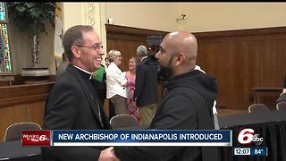 Pope Francis names Charles C. Thompson Indianapolis archbishop-elect
