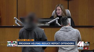 KC court cuts down on repeat domestic violence offenders
