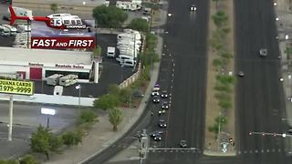 Fatal crash on Boulder Highway, US-95 - Video
