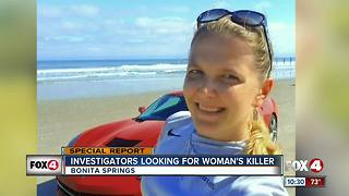 Investigators Looking for Woman's Killer - Video