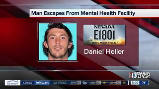 Police looking for mental facility patient - Video