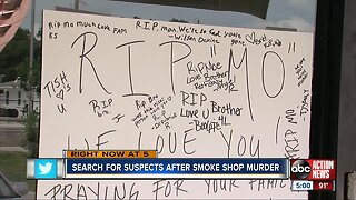 Bradenton smoke shop worker killed during apparent robbery attempt