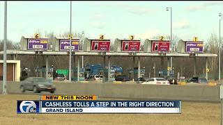 Grand Island Supervisor shines line on Grand Island toll debate - Video
